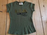 R.E.M. Official concert T shirt from 2005 ladies/children's size