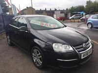 2008 (58) VW JETTA 2.0 TDI SE DSG (Automatic) ONLY DONE 81k