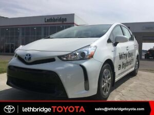 2017 Toyota Prius v - Please TEXT 403-393-1123 for more informat