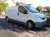 RENAULT TRAFIC LWB 2008 NEW MOT 115bhp ELECTRIC PACK