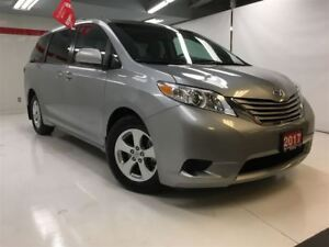 2017 Toyota Sienna LE 8-PASS FWD