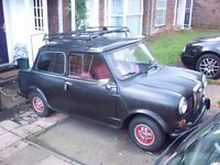 swap wanted for my mini wolseley hornet 1964