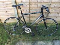 Hybrid Claud butler road bike