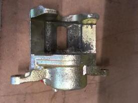 Defender calliper mount