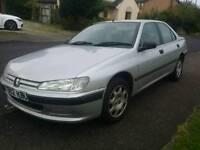 Peugeot 406 motd £200