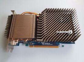 GeForce 8600 GTS Silent Pipe 3 Video Card