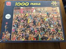 Jan Van Haasteren jigsaw puzzle - still sealed.