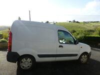 Renault Kangoo Van, 05, low milage, MOT Feb '17