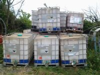 Ibc containers 1000 litres
