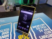 Sony Xperia Z5 Compact, Unlocked, Yellow