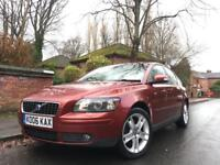 2006 Volvo S40 2.4 Automatic Heated Leather Seats Solid Motor