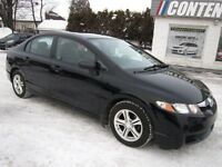2010 Honda Berline Civic DX-Atomatique  tout equipe mags  financ