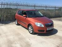 2007/07 SKODA FABIA 2 1.2 HTP ONLY 26,000 MILES FULL SERVICE HISTORY 2 KEYS VERY CLEAN CAR...