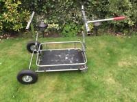 4 wheel kart trolley