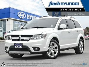 2012 Dodge Journey R/T 7-PASSENGER AWD