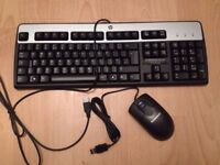 USB Keyboard and mouse BRAND NEW *REDUCED PRICE*
