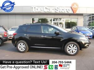 2013 Nissan Murano SL LEATHER htd seat/wheel CAM Pwr Liftgate
