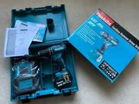 Makita LXT Drill driver 5.0Ah battery 18 Volt brand new