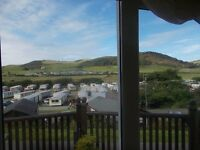 Half term weekend 4 night break 28 October chalet sea Clarach Bay Holiday Village Aberystwyth