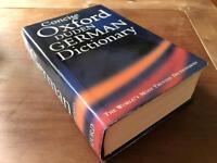 Concise Oxford Duden German Dictionary - Deutsches Wörterbuch