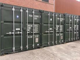 Business storage container to let at Ashton Tameside