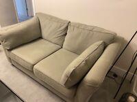 M&S small fabric sofa - Fenton range excellent condition