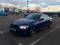 Bmw 3 Series m sport e 92 Coupe 325d 3.0 diesel facelift lci