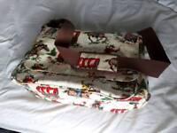 Cath kidston cow boy changing bag