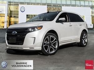 2014 Ford Edge Sport w/ NAVIGATION!
