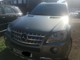 MERCEDES-BENZ 3.0 ML 350 SPORT AUTO 2009