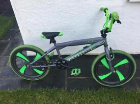 """Bmx bike 20"""" Toxic Zombie"""