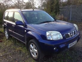 Nissan X-Trail Breaking for parts