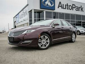 2013 Lincoln MKZ FWD| Heated Leather Interior| Mem. Seats| Nav.|