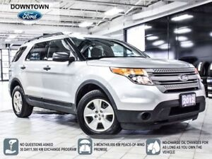 2012 Ford Explorer AWD, 7 Pass, Tow Pack, Trade-in, Low mileage