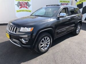 2015 Jeep Grand Cherokee Limited, Automatic, Navigation, Sunroof
