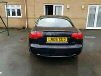 Audi a4 b7 2 litre turbo tfsi special edition