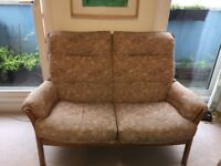 Vintage Ercol two seater sofa, only one owner, excellent condition