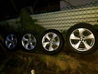"16"" BMW 3 series se alloys f30"