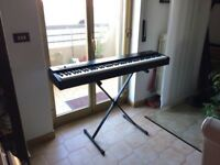 Roland F20 contemporary Black Piano- Immaculate condition! hardly used just like New.