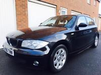 2006 06 BMW 1 Series 118d 95,000 Miles **CAT C REPAIRED** Low Miles not a3 1.9 tdi golf 320d 120d