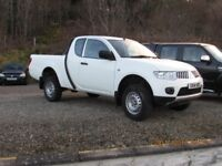 MITSUBISHI L200 4 WORK , ONLY 18400 MILES 1 FORMER KEEPER