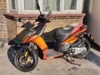 Aprilia SR 125 Motard (2012) 125cc