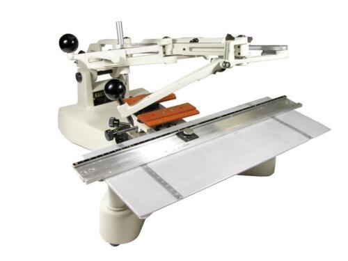 FLAT ENGRAVING MACHINE