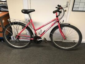 SSJ Recycle Bikes - Small Adult Giant Acapulco Pink Bike