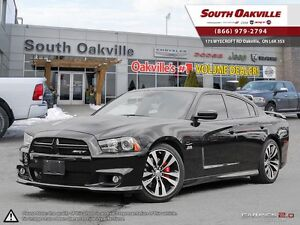 2012 Dodge Charger SRT8 | BREMBO BRAKES | HEATED LEATHER & SUEDE Oakville / Halton Region Toronto (GTA) image 1