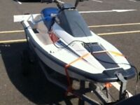 Yamaha marine jet 650 jetski project may swap