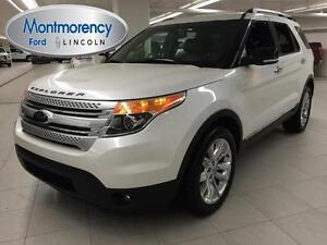 2014 FORD EXPLORER XLT   AWD