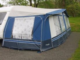 Caravan NR Awning 4 seasons 16ft with tall annex