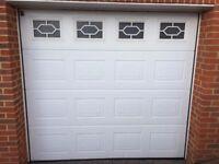 Garage Door with Marantec Electric Door Motor