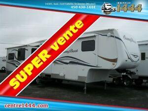 2011 Bristol Bay 3510RE  SUPER VENTE * 114$/sem.TX INC.
